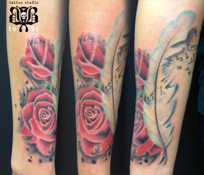 ANIMALS &amp NATURE  To Be Tattoo Via Guido Bergamo 84/A 31044